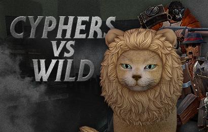 CYPHERS vs WILD 업데이트